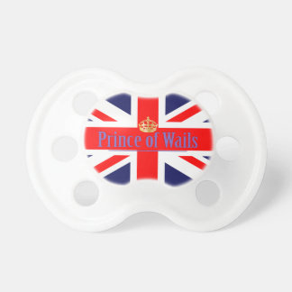 The Classic Union Jack and Prince of Wales (Wails) Dummy