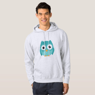 The Clever Owl Hoodie