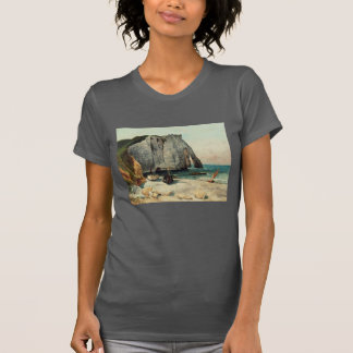 The Cliffs of Etretat, the Port of Avale T-Shirt