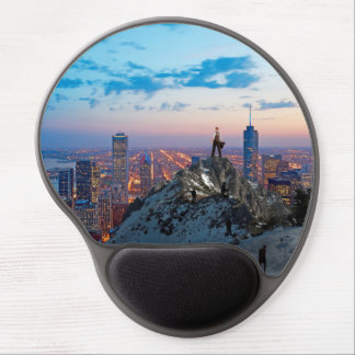The Climb to Success Gel Mouse Pad