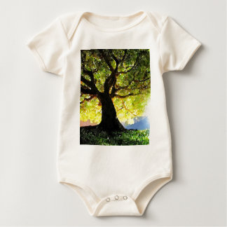 The Climbing Tree Baby Bodysuit