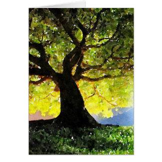 The Climbing Tree Card