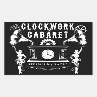 The Clockwork Cabaret Sticker