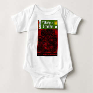 The Cloister of Cthulhu, Issue 1 Baby Bodysuit