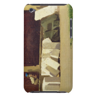 The Cloister (oil on canvas) Barely There iPod Case