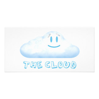 The Cloud from The Bear The Cloud And God Picture Card