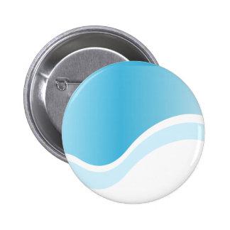 The cloud room 6 cm round badge
