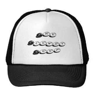 The Clowdy Soup Trucker Hat