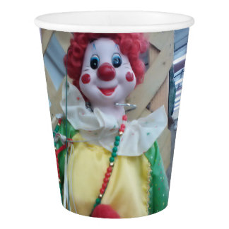 The Clown Paper Cup
