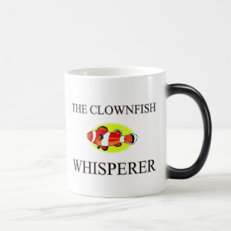 The Clownfish Whisperer Magic Mug