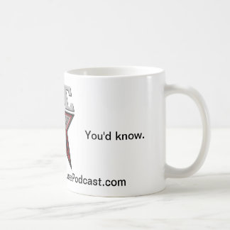 The Clubhouse Podcast Mug