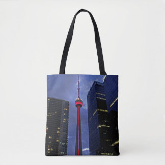 The CN Tower Tote Bag