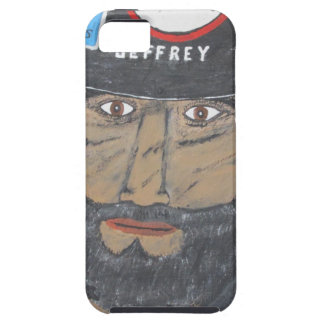 The Coal Man Case For The iPhone 5
