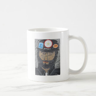 The Coal Man Coffee Mug
