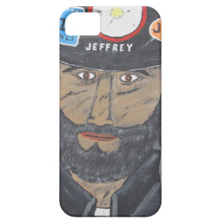 The Coal Man iPhone 5 Cover
