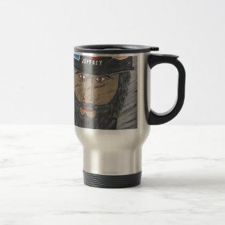 The Coal Man Travel Mug