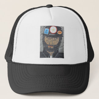 The Coal Man Trucker Hat