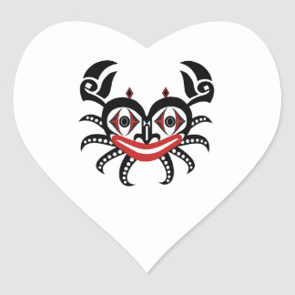 THE COAST GUARDIAN HEART STICKER