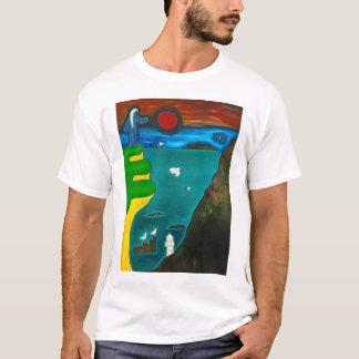 The Coast of England 2010 T-Shirt