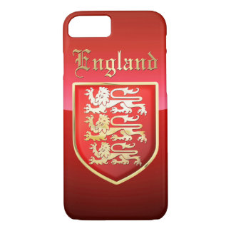 The Coat of Arms of England iPhone 8/7 Case