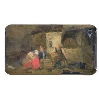 The Cobbler's (oil on panel) (pair of 134462) iPod Touch Cases