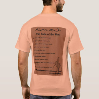 The Code of the West T-Shirt