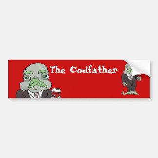 The Codfather Bumper Sticker