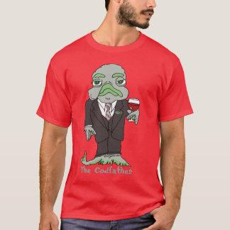 The Codfather Custom T-shirt apparel