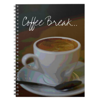 The Coffee Lovers Gift Selection Notebooks