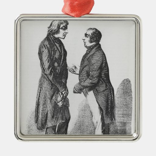 The Cointet brothers Ornament