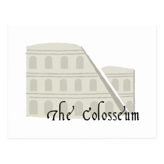 The Coliseum Postcard