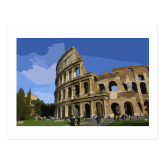 The Coliseum Postcard