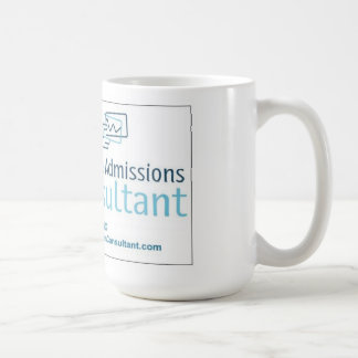 The College Admissions Consultant Coffee Mub Classic White Coffee Mug