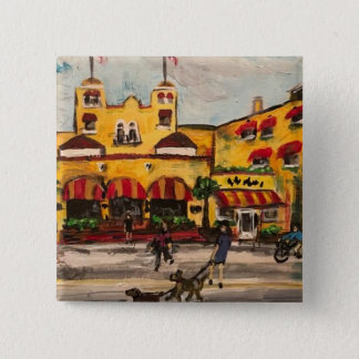"""The Colony Hotel at Delray Beach, Florida"" Button"