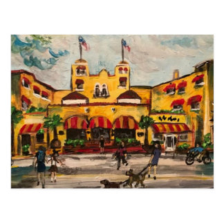 """The Colony Hotel at Delray Beach, Florida"" Card"