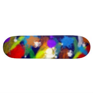 The Color Board Skate Decks