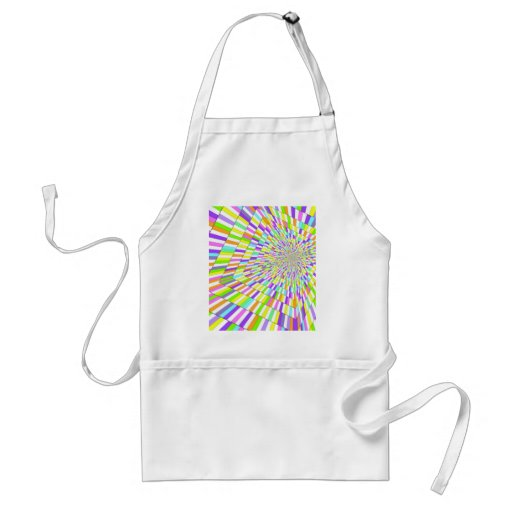 The Color Maze Collection Aprons
