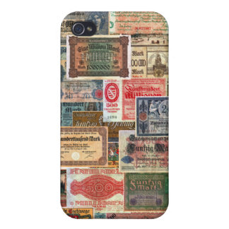 The Color of Money iPhone 4 Cover