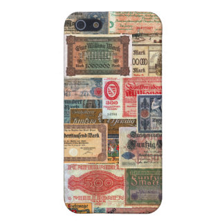 The Color of Money iPhone 5 Cover
