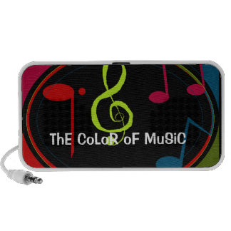 THE COLOR OF MUSIC SPEAKERS