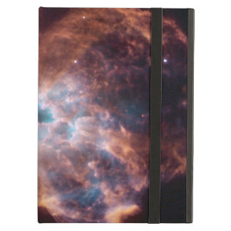 The Colorful Demise of a Sun-like Star iPad Air Covers