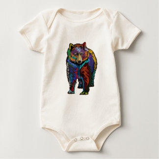 THE COLORFUL SHOW BABY BODYSUIT