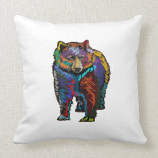 THE COLORFUL SHOW CUSHION