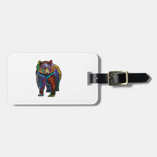 THE COLORFUL SHOW LUGGAGE TAG