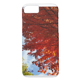 The Colors of Fall in Omaha  iPhone 7 Case