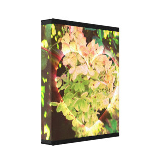 The Colors of Spring Gallery Wrapped Canvas