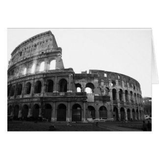 The Colosseum Card