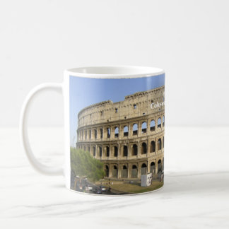The Colosseum Historical Mug