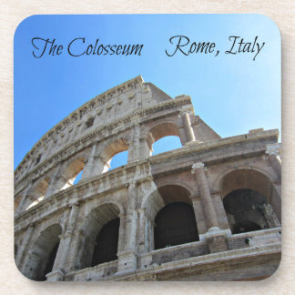 The Colosseum in Rome, Italy Coaster