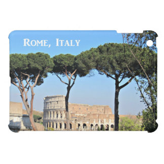 The Colosseum in Rome, Italy iPad Mini Cover